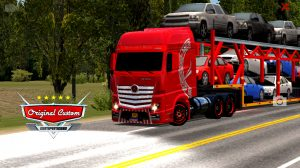 SKIN MERCEDES-BENZ NEW ACTROS