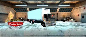 SKIN FORD CARGO TURBO ATAC