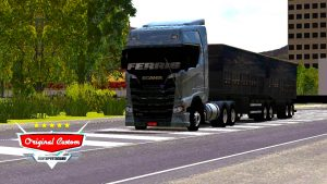 SKIN SCANIA S730 SUPER QUALIFICADA