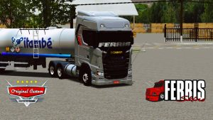 SCANIA S SPECIAL EDITION