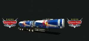 SKIN BITREM TANQUE LATA RED BULL