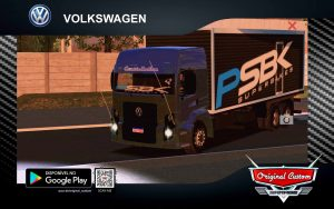 SKIN VOLKSWAGEN CONSTELLETION PSBK SUPER BIKE
