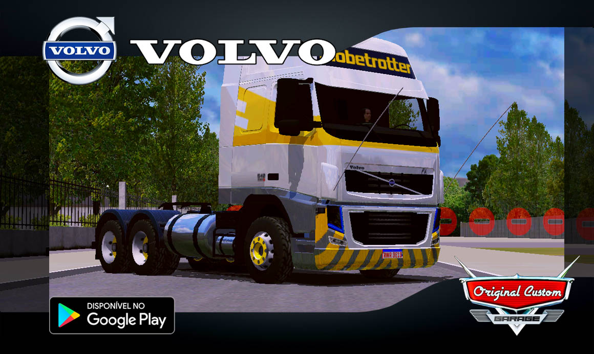 VOLVO FH09 – SKINS WTDS