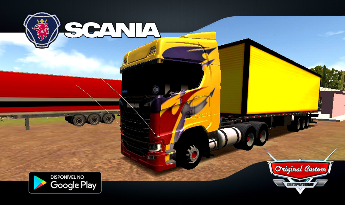 SKIN SCANIA S730 – SKINS WTDS – WORLD TRUCK DRIVING SIMULATOR