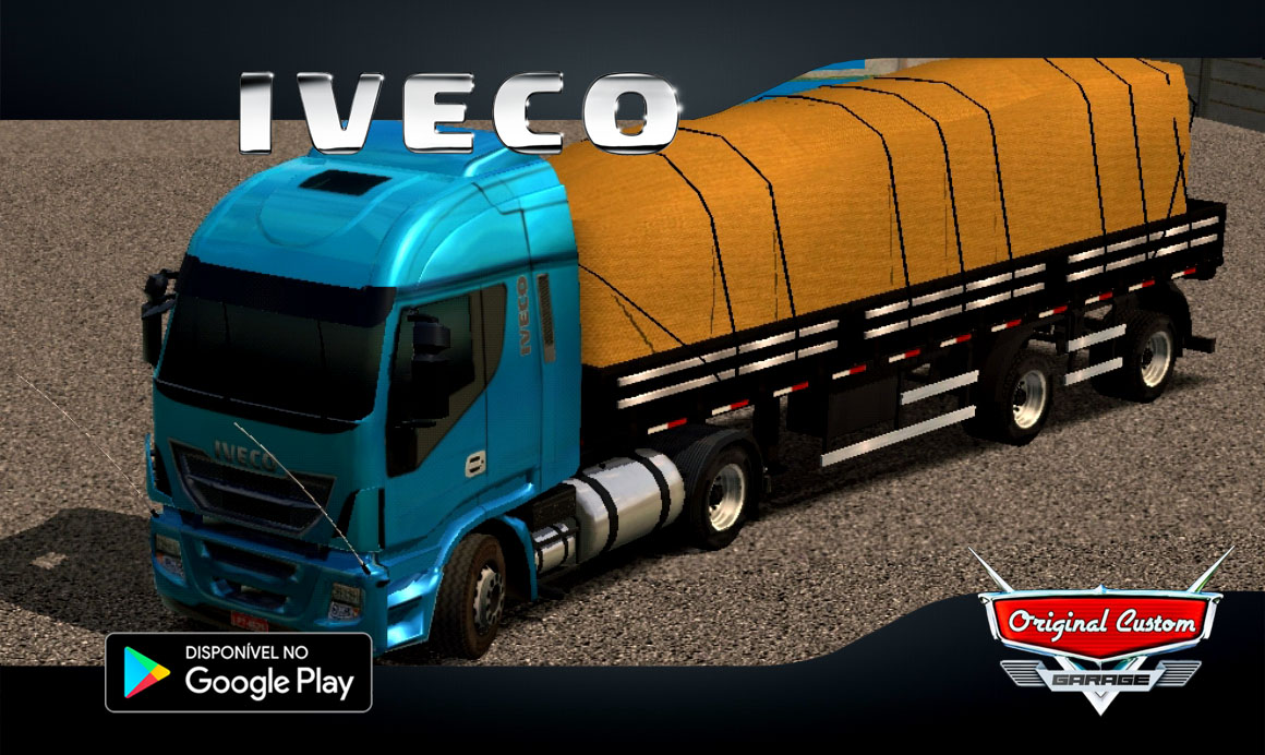 IVECO HI-WAY – SKINS WTDS WORLD TRUCK DRIVING SIMULATOR
