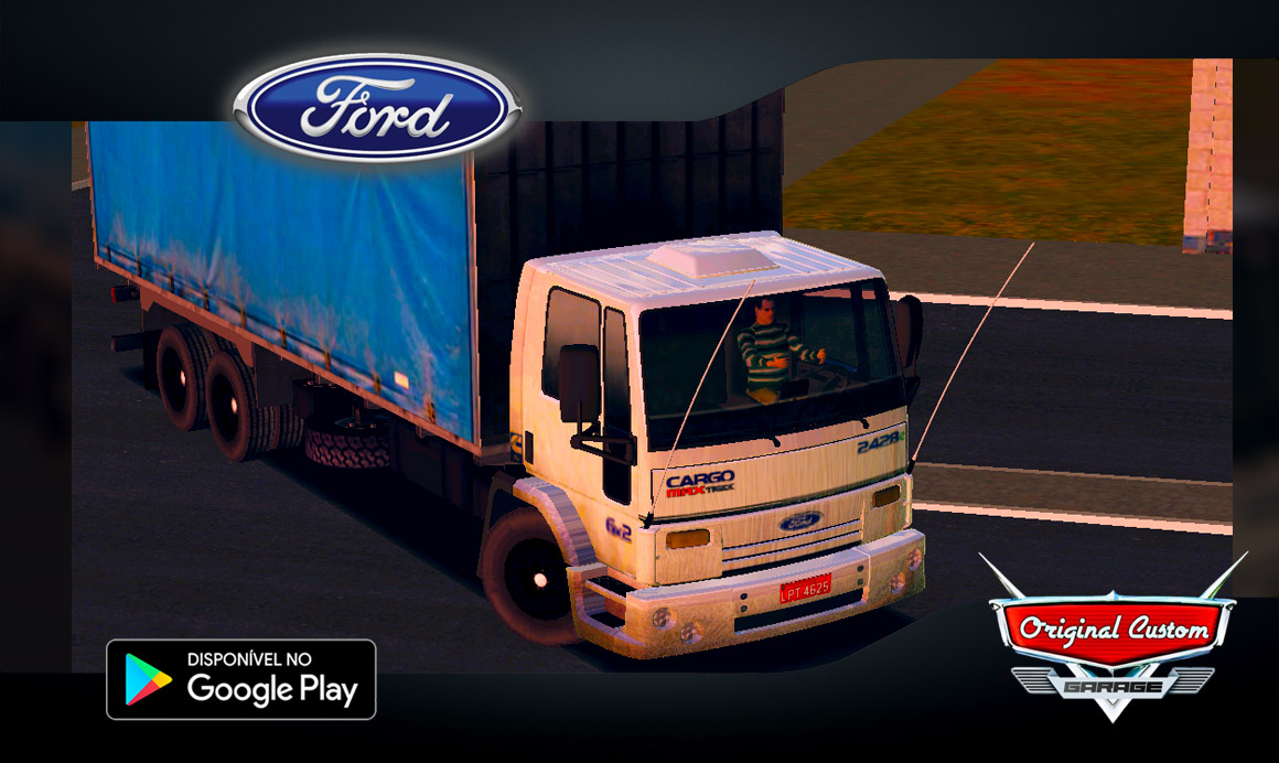FORD CARGO 2428 SINDER SUJO - SKINS WTDS