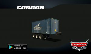 CONTRAINER 20 NYK LOGISTICS - SKINS WTDS