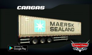 CONTRAINER MAERSK - SKINS WTDS