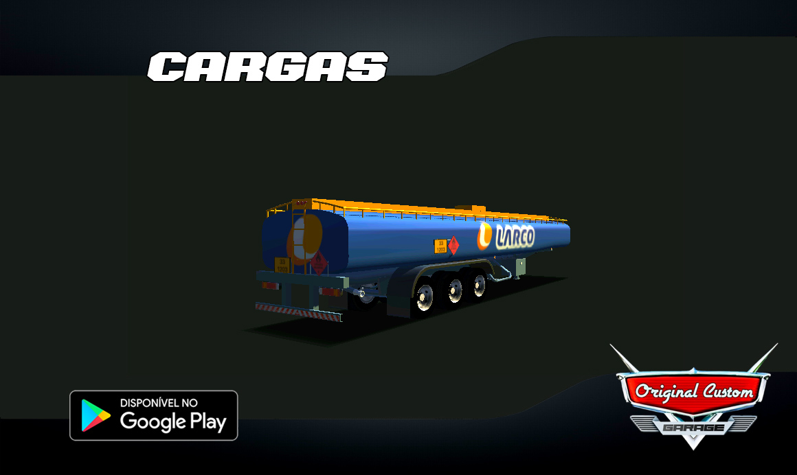 TANQUE LARCO – SKINS WTDS
