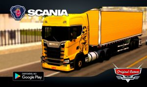 SCANIA S - SKINS WTDS