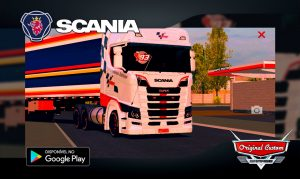 SKISN WTDS - WORLD TRUCK DRIVING SIMULATOR ORIGINAL CUSTOM