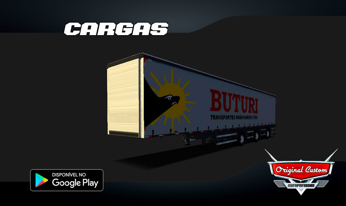SIDER  BUTURI – WORLD TRUCK DRIVING SIMULATOR