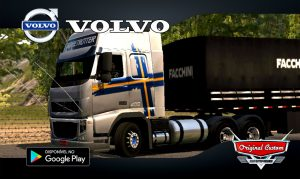 VOLVO FH 16 REALISTA - SKINS WTDS