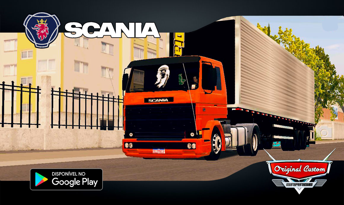 SCANIA 112/113 – SKINS WTDS