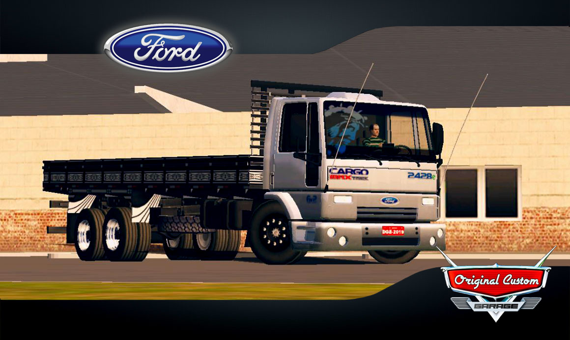 FORD CARGO QUALIFICADO – SKINS WTDS