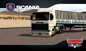 SCANIA 113 - SKINS WTDS