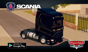 SCANIA S COMELLI - SKINS WTDS