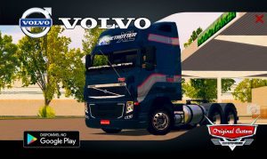 VOLVO FH09 EDITION - SKINS WTDS