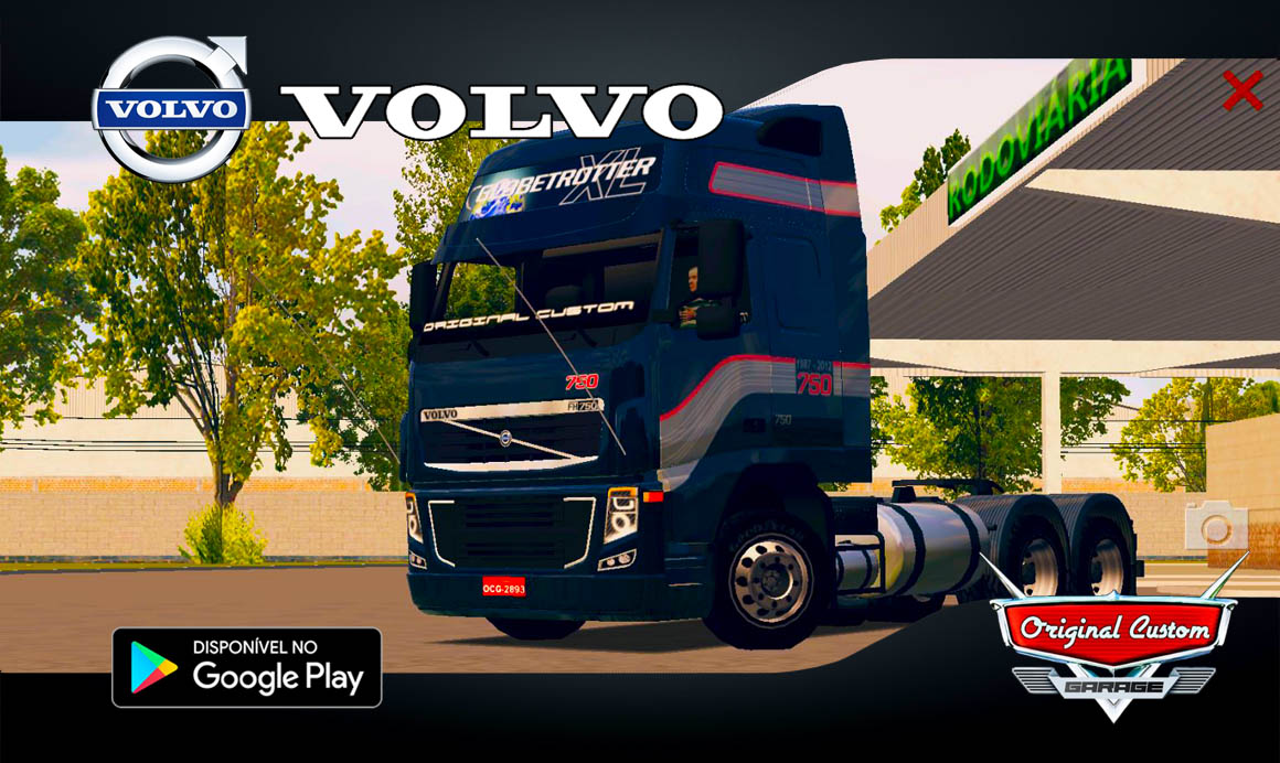 VOLVO FH09 EDITION – SKINS WTDS