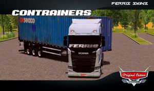 CONTRAINER - SKINS WTDS