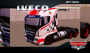 IVECO ABARTH - SKINS WTDS