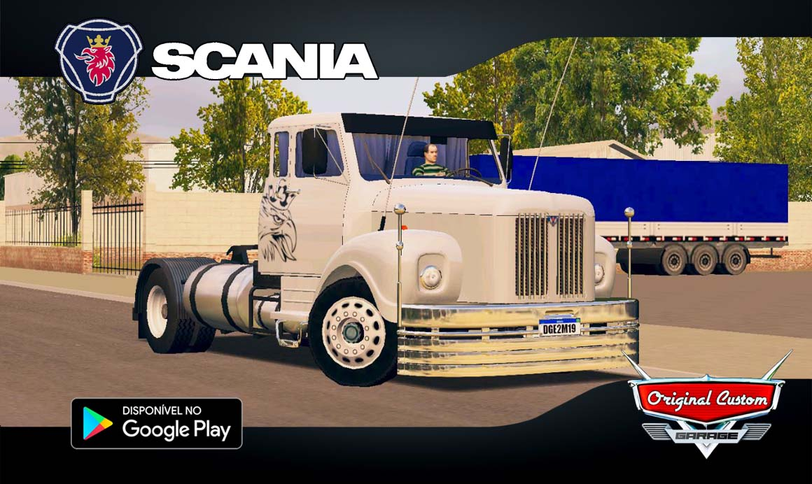 SCANIA 111  – SKINS WTDS