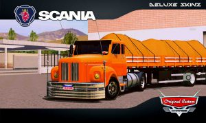 SCANIA 111 QUALIFICADA - SKINS WTDS