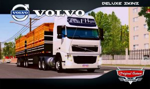 VOLVO FH09 - SKINS WTDS