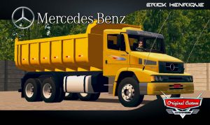 SKINS WORLD TRUCK DRIVING SIMULATOR - MB 2638