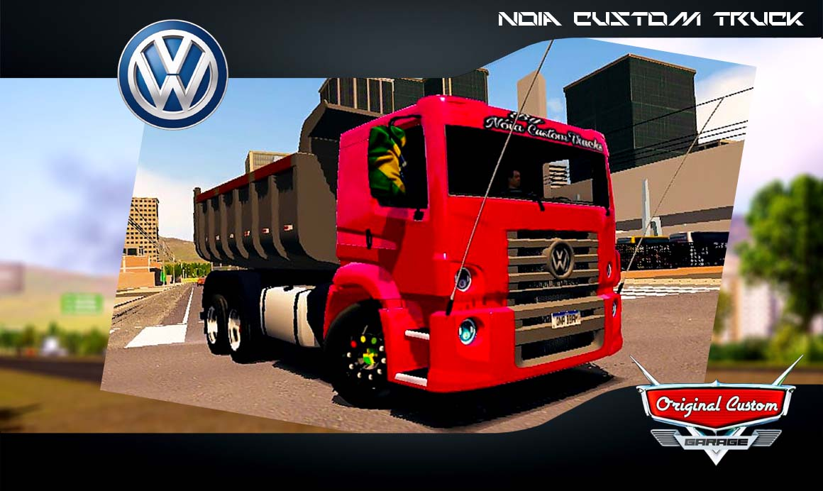 SKINS WORLD TRUCK DRIVING SIMULATOR – CONSTELLETION TETO BAIXO