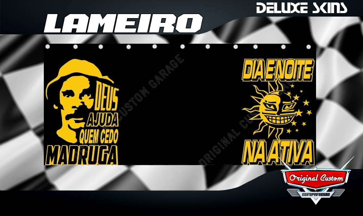 SKINS WORLD TRUCK DRIVING SIMULATOR – LAMEIRO MADRUGA
