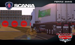 SKINS WTDS SCANIA S DUESSMANN WORLD TRUCK DRIVING SIMULATOR 2