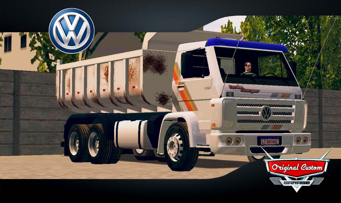 SKINS WORLD TRUCK DRIVING SIMULATOR – TITAN CAÇAMBA