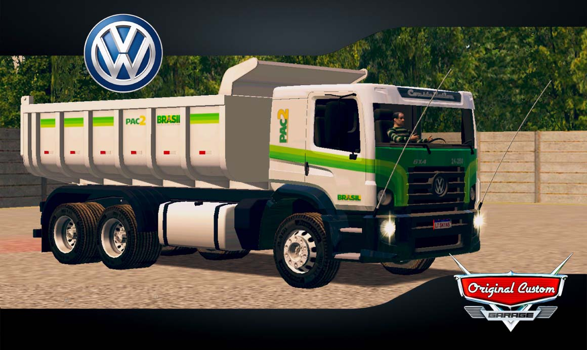 SKINS WORLD TRUCK DRIVING SIMULATOR – CONSTELLETION PAC2