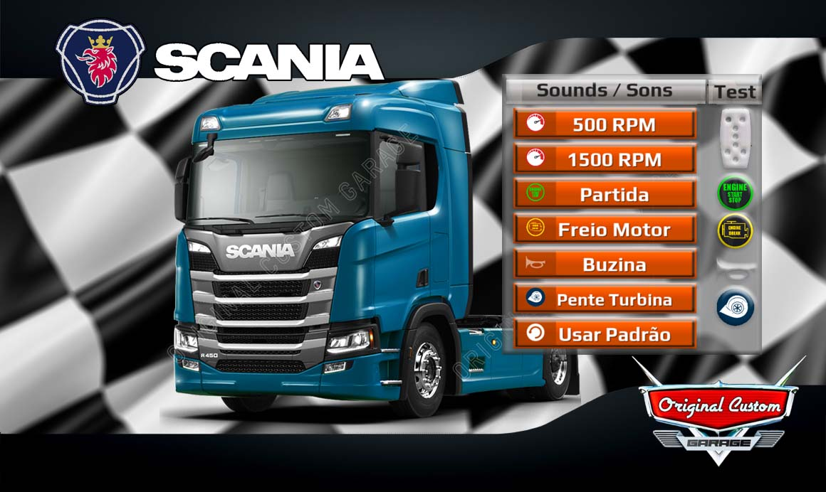 WORLD TRUCK DRIVING SIMULATOR – SOM MOTOR SCANIA