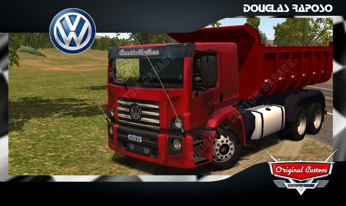 SKINS WORLD TRUCK DRIVING SIMULATOR – CONSTELLETION QUALIFICADO