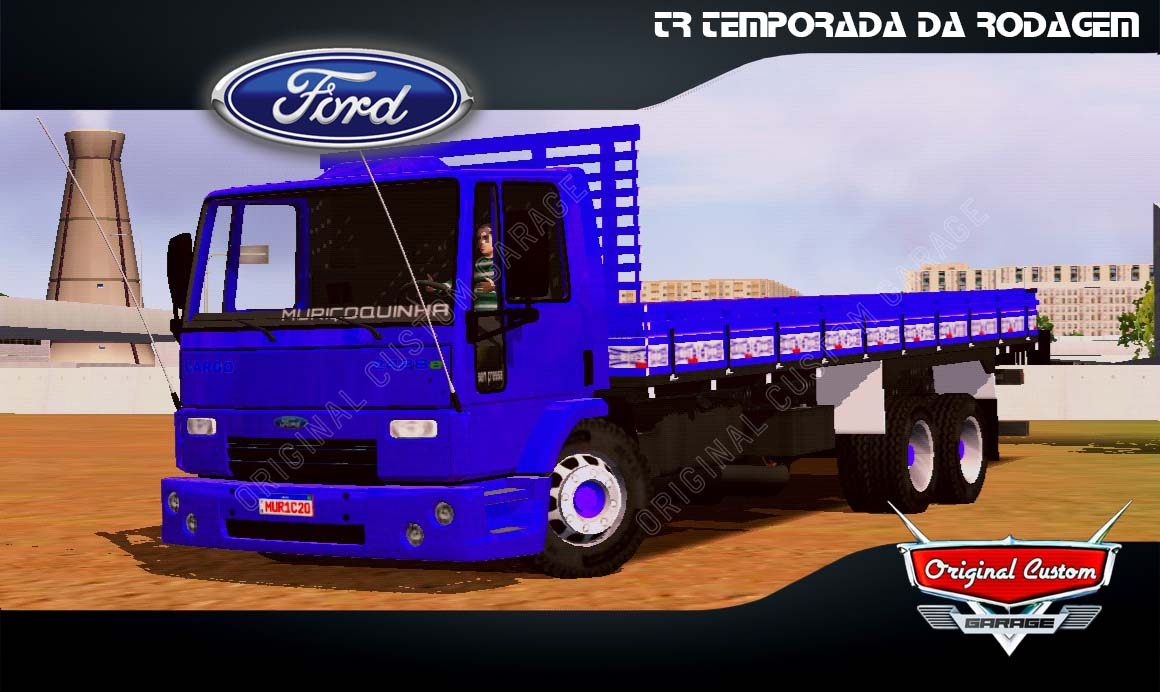 SKINS WORLD TRUCK DRIVING SIMULATOR – CARGO CARROCERIA