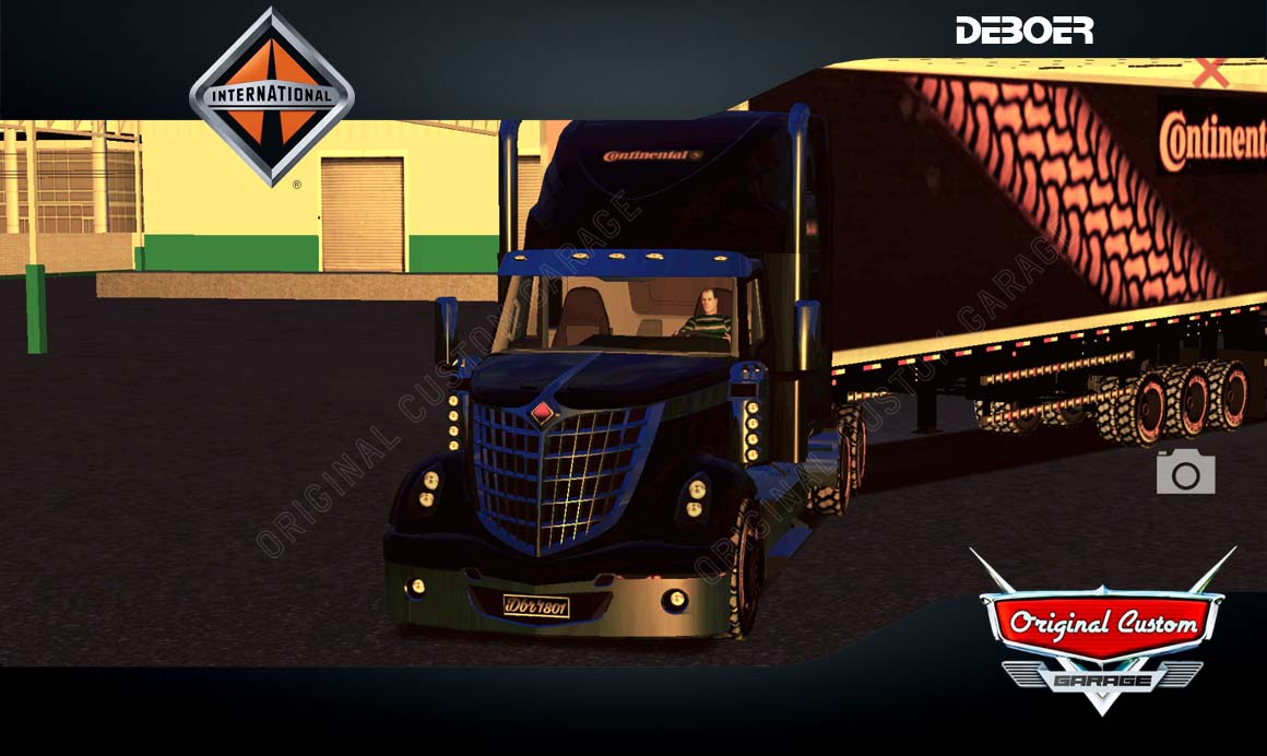 WORLD TRUCK DRIVING SIMULATOR – LONE STAR CONTINENTAL