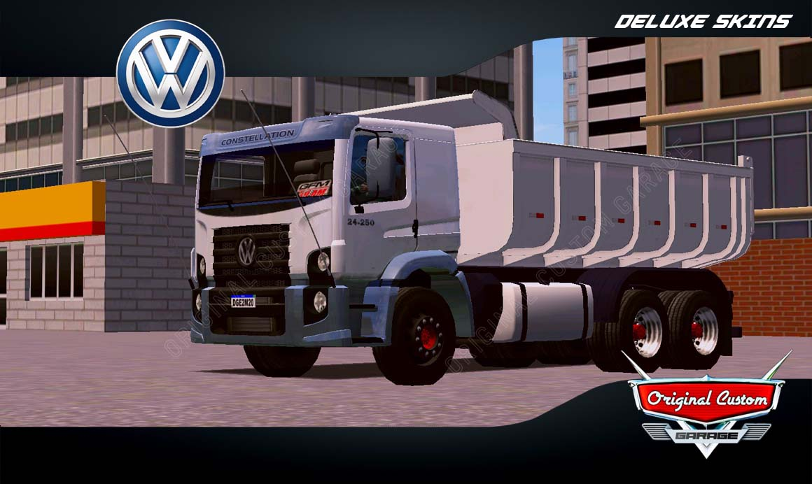 SKINS WORLD TRUCK DRIVING SIMULATOR – CONSTELLETION REALISTA