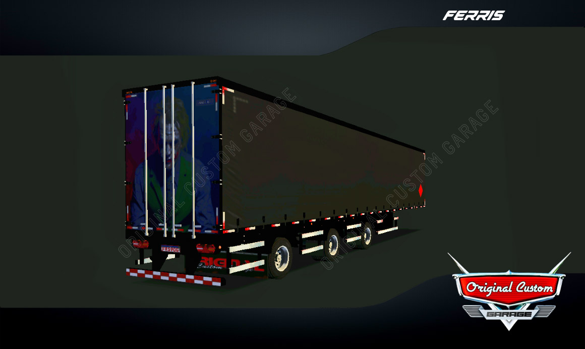 SKINS WORLD TRUCK DRIVING – SIDER LIBERATO JOKER