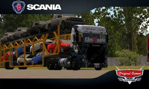 WORLD TRUCK DRIVING - SCANIA R GRAFITADO