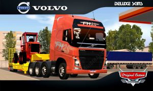 SKINS WORLD TRUCK DRIVING - VOLVO FH 25 anos