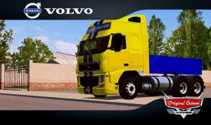 SKINS WORLD TRUCK DRIVING  - VOLVO FH