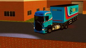 SKINS WTDS - SCANIA R620 60 ANOS KING ROAD