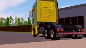 SKINS WORLD TRUCK DRIVING - SCANIA S FONTANELLA 30 ANOS
