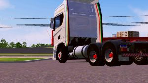 SKINS WORLD TRUCK DRIVING - SCANIA S ITALIAN GOLD EDITION